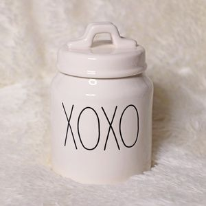Rae Dunn XOXO Valentine's Day Canister